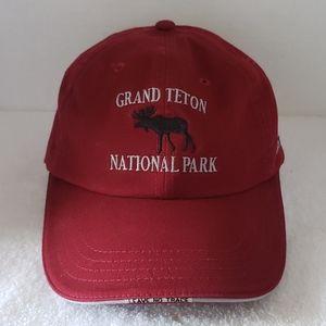 Grand Teton National Park Baseball Cap